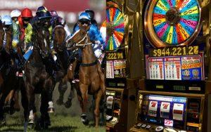 Racing and Slots