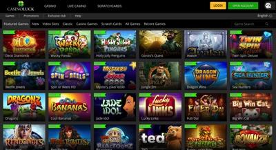 Casino luck Screenshot