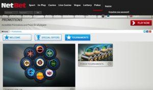 Netbet Poker Screenshot