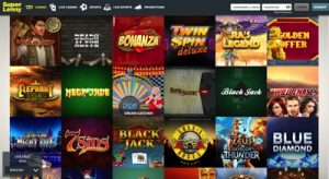Superlenny Casino Screenshot