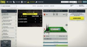Superlenny Sports Betting Screenshot
