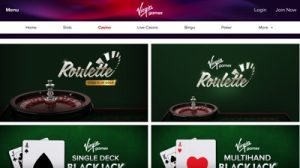 Virgin Games Screenshot