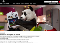 Royal Panda leaving the UK Market