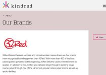 Kindred Group acquire 32Red