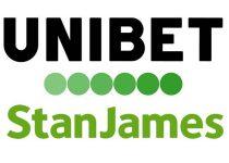 Unibet & Stan James logo