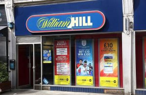 William Hill high street shop