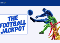 Coral Football Jackpot former promo
