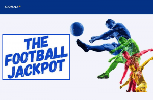 Coral Football Jackpot former promo